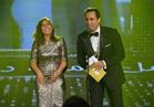 بالصور |أحمد حلمي ومني زكي الأفضل في الكوميديا وهيبتا يحصد جوائز السينما العربية