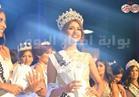 صور| تتويج فرح شعبان بلقب ملكة جمال مصر 2017