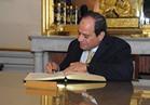 الجالية المصرية بفرنسا تنظم وقفة للترحيب بزيارة الرئيس السيسي لباريس