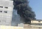 إصابة 17 شخصًا في حريق بمصنع بويات بالإسكندرية
