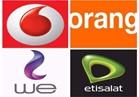 المصرية للاتصالات تتجاوز المليون مشترك وفودافون تتصدر بـ 40 مليونًا