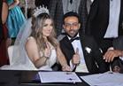 100 صورة من حفل زفاف تامر عاشور
