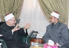 المفتي يبحث أوجه التعاون الديني مع ماليزيا