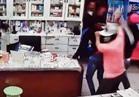 بالفيديو..مجهولون يعتدون على صيدلي بالغربية