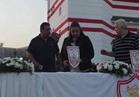 فيديو .. مرتضى منصور يهدي آسر الشهداء عضويات بالزمالك