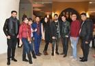 صور| مينا عطا في الجزائر لإحياء حفل ملكة جمال العرب