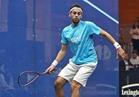 محمد الشوربجي في نهائي بطولة هونج كونج المفتوحة للأسكواش