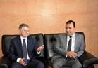 صور| محافظ الأقصر يستقبل رئيس مجلس النواب المجري
