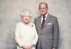 في عيد زواجهم البلاتيني..صور جديدة للملكة إليزابيث وزوجها