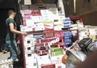 التموين :ضبط 33 قضية امتناع عن بيع السجائر لتحقيق أرباح غير مشروعة