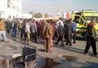 أهالي بئر العبد يتوافدون على المستشفيات للتبرع بالدم لمصابي حادث مسجد الروضة الإرهابي