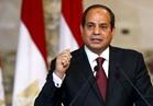 السيسي يطالب ببذل أقصى الجهد للقبض على مرتكبي حادث مسجد الروضة