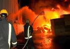 حريق داخل فندق شهير في الدقي