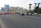 أعمال صيانة بشارع التسعين وتحويلات مرورية جديدة