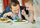 6 أطعمة ممنوع تناولها «يوم زفافك»