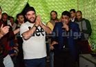 صور| غياب نجوم مسرح مصر عن «حنة» محمد عبد الرحمن