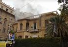 فيديو.. السيطرة على حريق بفيلا في الحي اللاتيني بالإسكندرية
