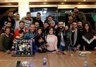 صور| النجوم الشباب يحتفلون بعيد ميلاد محمد منصور