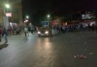 انتخابات الأهلي| فتح الطريق للسيارات أمام بوابات النادي