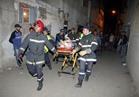 إصابة أسرة بالكامل في انفجار موقد غاز بالبدرشين