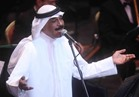 الرويشد يوجه التحية إلى مصر وشعبها من مسرح الأوبرا
