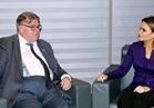 سحر نصر تبحث مع وزير خارجية فنلندا زيادة استثمارات بلاده في مصر