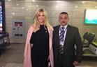 ملكة جمال روسيا تصل القاهرة للترويح للسياحة