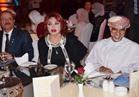 بالصور.. نبيلة عبيد وإلهام شاهين تشاركان في احتفالية منظمة المرأة العربية