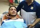 أشعة عاجلة على قدم وجيه عبدالحكيم لاعب الإسماعيلى