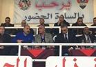 العامري فاروق يدعم الأهلي أمام طنطا من إستاد المحلة