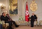 الرئيس التونسي يستقبل سامح شكري بقصر قرطاج