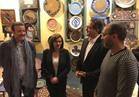 رئيس « هيئة السياحة والتراث السعودية» يزور متحف الفن الإسلامي