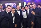 صور| نجوم مسرح مصر يحتفلون بزفاف محمد عبد الرحمن