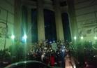 تزايد أعداد المتظاهرين على «سلم الصحفيين» للتنديد بـ«تهويد القدس»