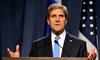 جون كيري :التسوية السياسية هي الحل الوحيد للأزمة الأفغانية