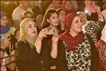 صور| شارع المعز يشهد ميلاد فرقة الحرملك النسائية