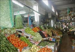 ثبات أسعار الخضروات في سوق العبور«الجمعة»