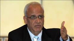 صائب عريقات يشيد بمواقف مصر حول القضية الفلسطينية