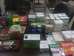 الصحة: ضبط 2568 دواء مهرب وإغلاق 16 صيدلية مخالفة بالإسماعيلية