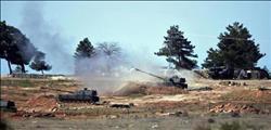 القوات السورية تقصف مواقع للمعارضة في الغوطة الشرقية