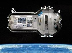 40 مليون دولار تكلفة الإقامة في أول فندق فضائي| فيديو