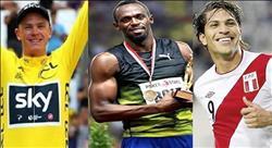 «بولت» و«فروم» و«جيريرو».. أبرز الخاسرين في 2017