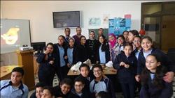 ورشة لتعلم «الهاند ميد» بجامعة المنيا