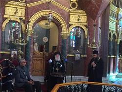 بطريرك الروم الأرثوذكس: الإسلام بريء من الإرهاب.. ومصر آمنة