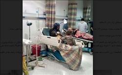 إصابة 17 شخصا في تصام سيارتين برأس سدر