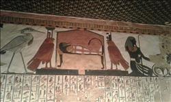 كبير الأثريين: مقبرة «نفرتاري» نادرة.. وسعر دخولها الأصلي 20 ألف جنيه