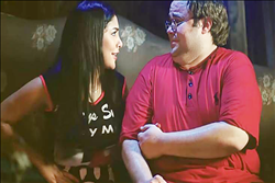 الجمعة.. «نرمين ماهر» تحتفل مع الجمهور بإطلاق فيلم «عمارة رشدي»