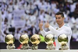 كريستيانو رونالدو يفوز بجائزة جلوب سوكر لأفضل لاعب في العالم