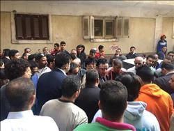 أهالي ضحايا حادث كنيسة حلوان يفوضون «السيسي» لمحاربة الإرهاب