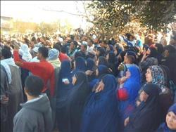 تشييع جنازة المجند شهيد سيناء فى جنازة عسكرية بمسقط رأسة بدمنهور